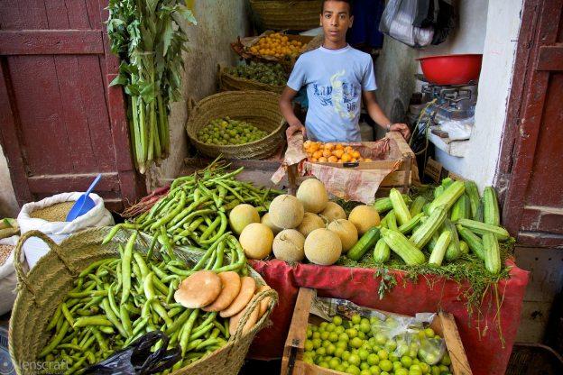 veggies / fés, morocco