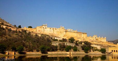 amer fort / jaipur, india