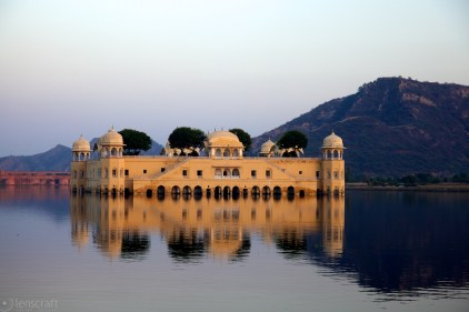 jal mahal / jaipur, india