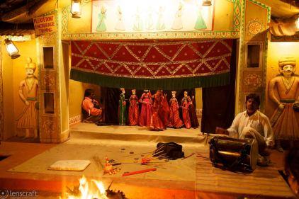 puppets / jaipur, india