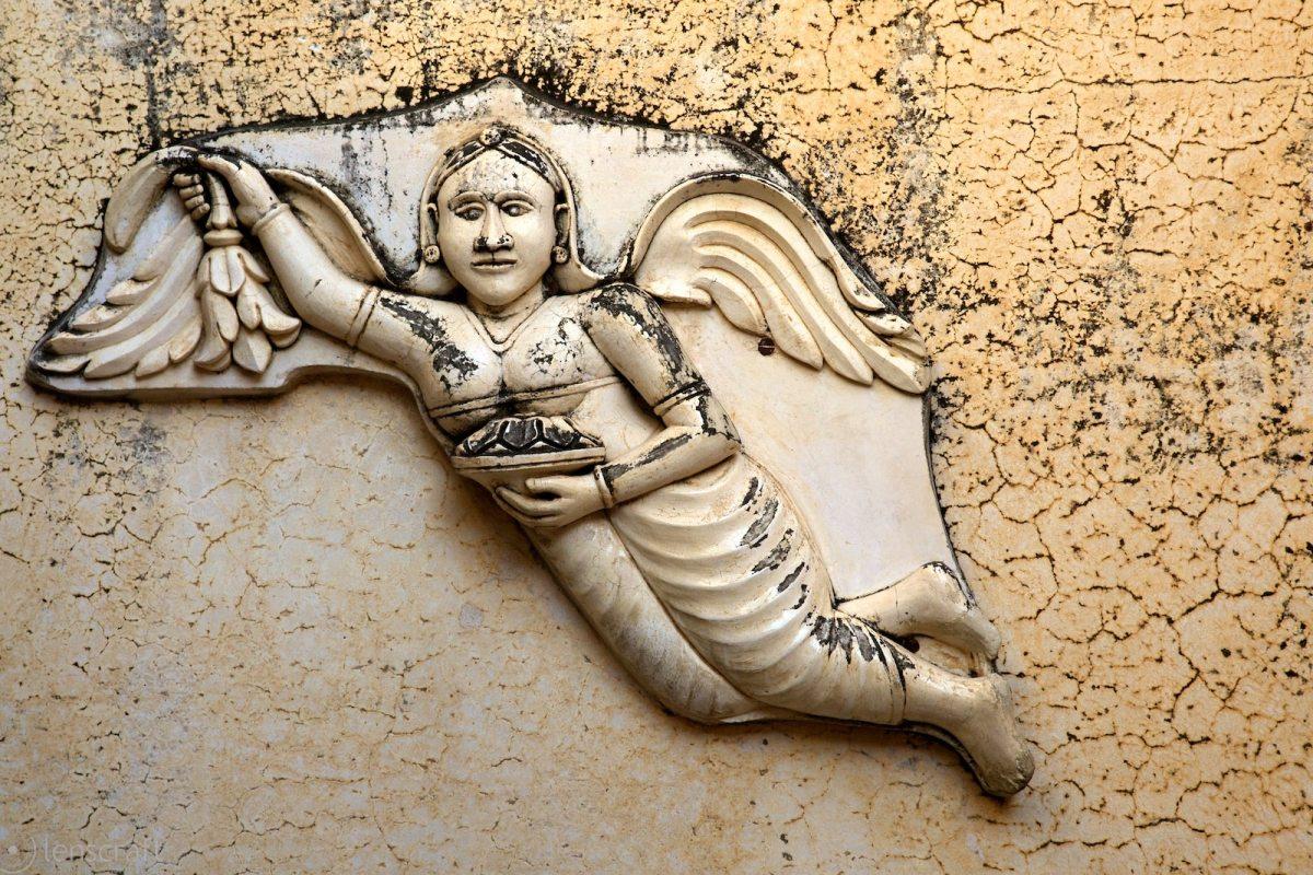 angel / udaipur, india