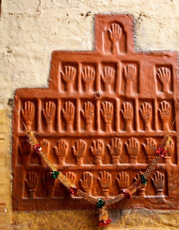 hands / jodhpur, india