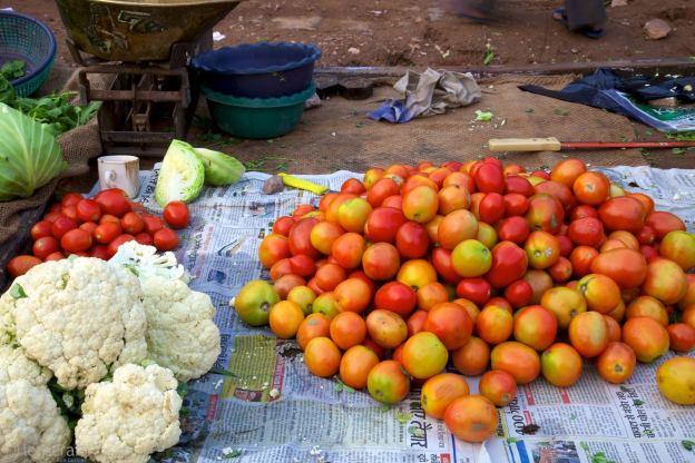 market veg / jodhpur, india