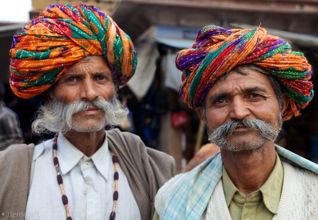 the gentlemen farmers / jodhpur, india