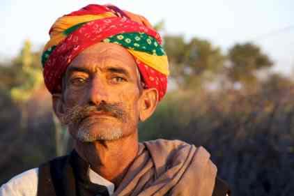 the farmer / osiyan, india