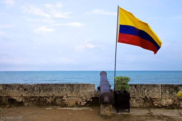 en guardia / cartagena, colombia