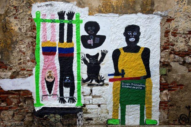abu ghraib / cartagena, colombia