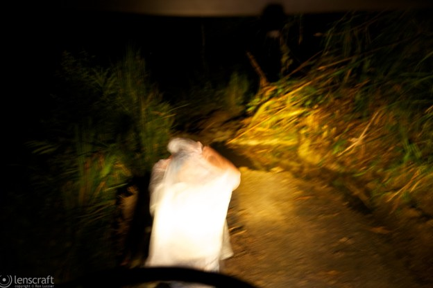 ghost and the slide / manizales, colombia