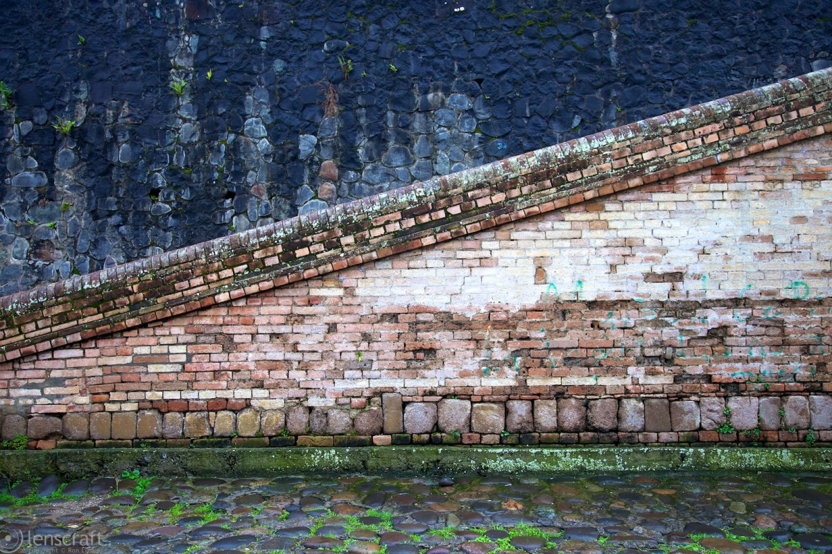 tres texturas / popayán, colombia
