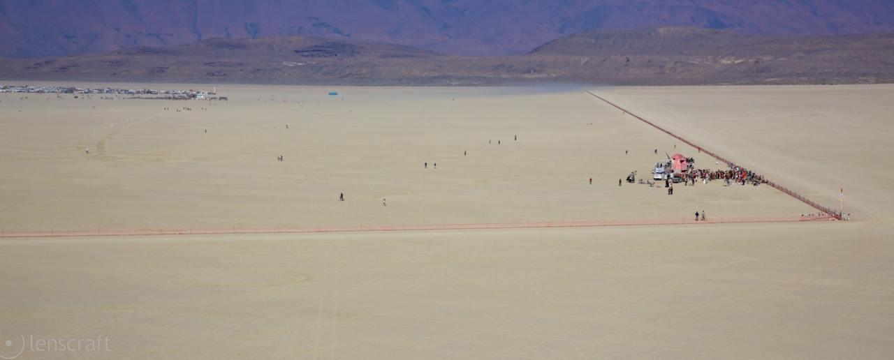 robot heart dance party in the far playa / black rock city, nevada