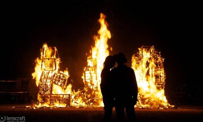 artists' release / black rock city, nevada
