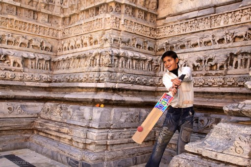the cricketer / udaipur, india