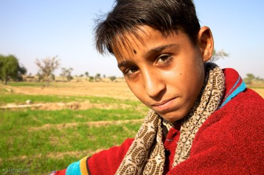 the village boy / osiyan, india