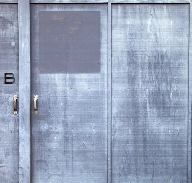 doorway 'b' / sausalito, california