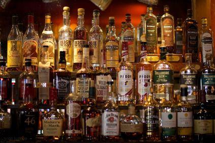 in the irish pub / sonoma, california