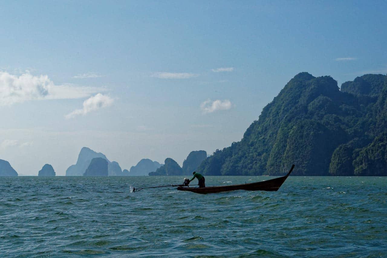 phang nga bay / thailand