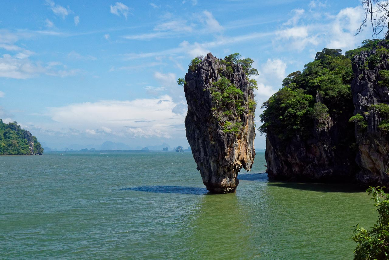 james bond island / phang nga, thailand