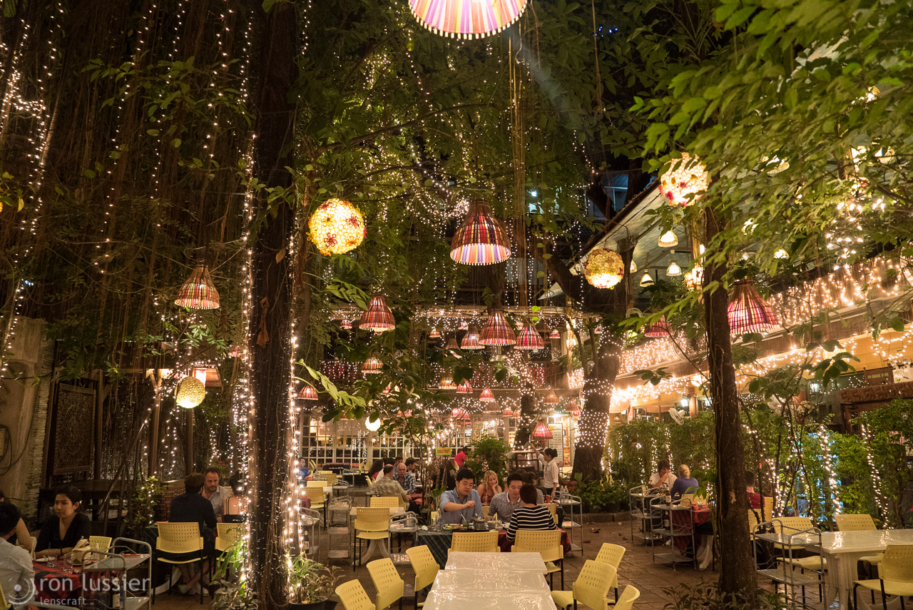 the magic garden / cabbages & condoms, bangkok