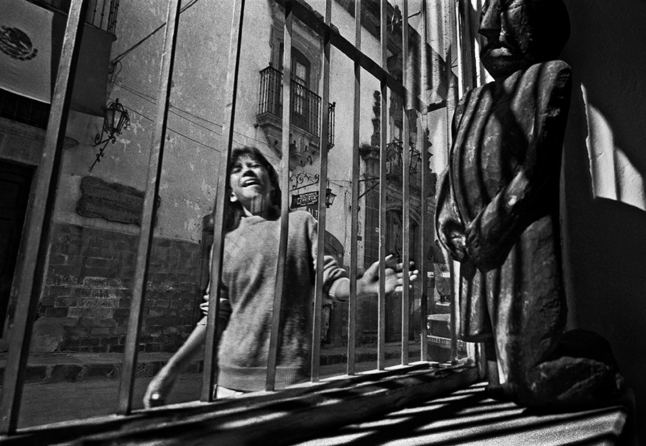 Harvey Stein: Mexico Between Life and Death