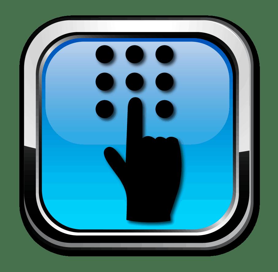 Access Control Button