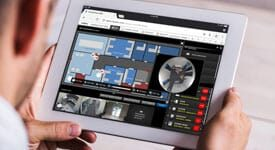 Perspective VMS® is Fully Functional on Your Smart Device
