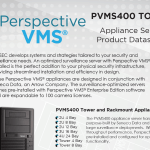 PVMS400 Appliance Server Datasheets
