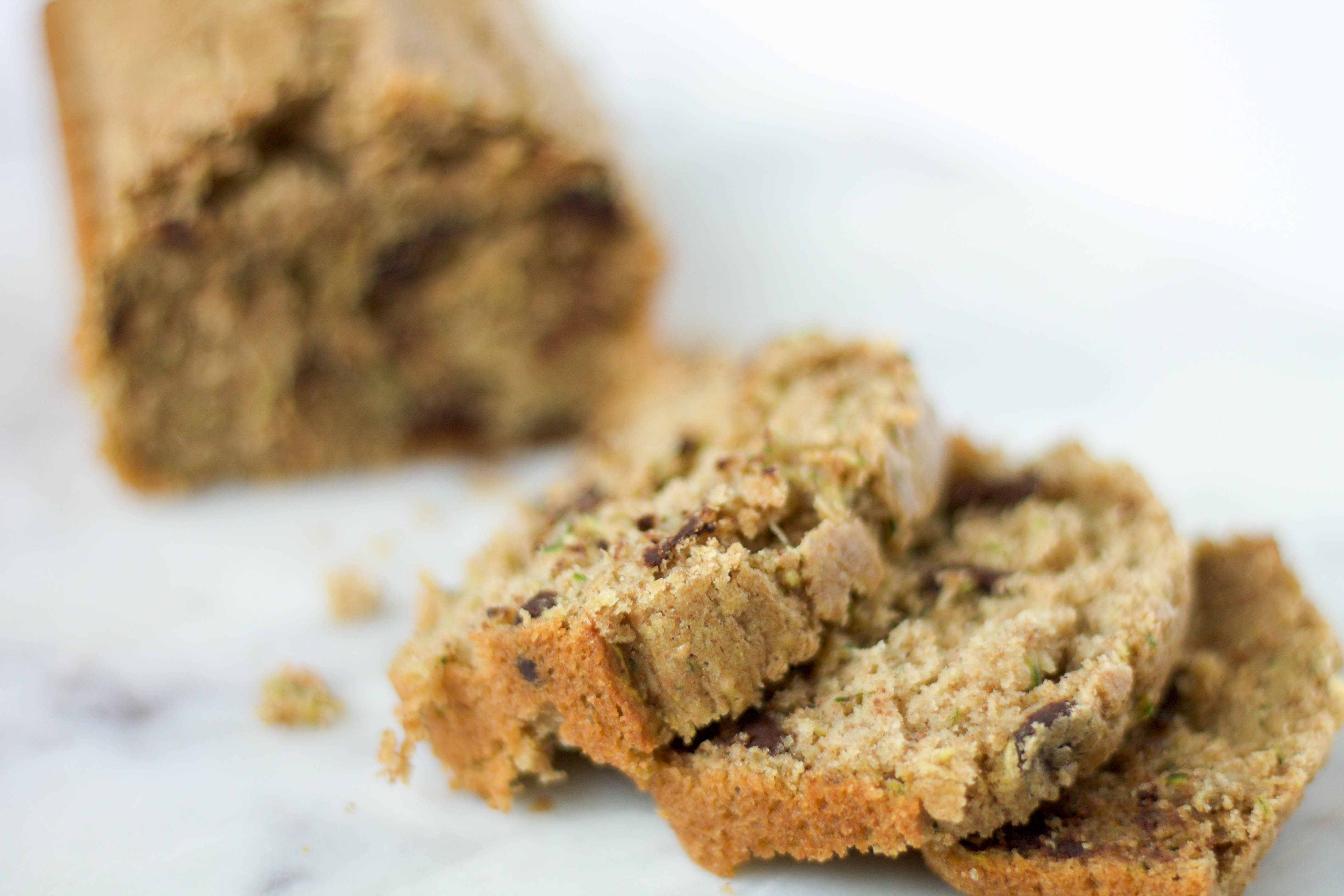 zucchini chocolate chip bread