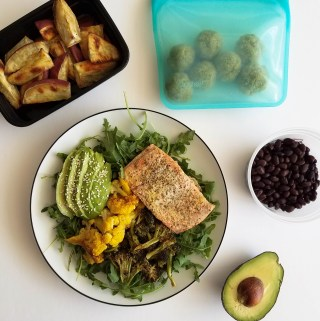 How to Meal Prep & Reduce Food Stress