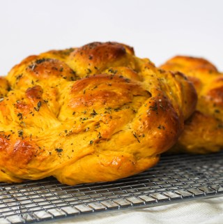 Pumpkin Challah: In Memory of Squirrel Hill's Victims