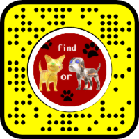 Pet Thoughts Snapchat Lens & Filter