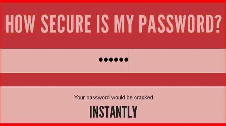 How Secure is your password