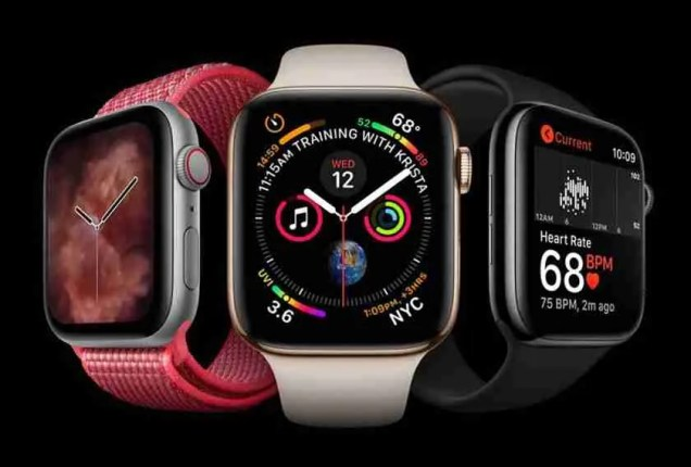 Where to buy Apple Watch 4 Series in Zambia