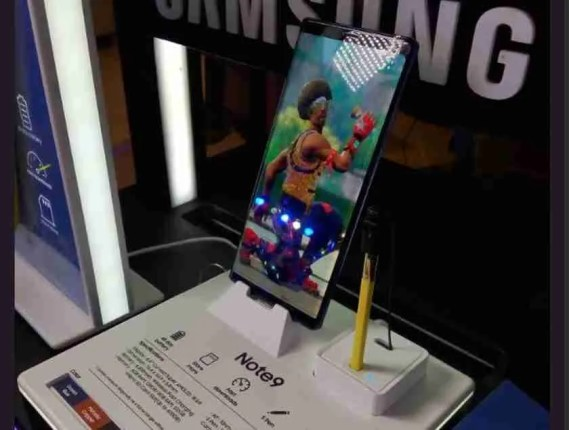 Samsung Mobile and MTN Zambia Unveil Galaxy Note 9