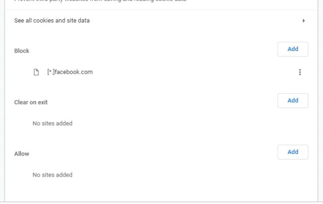 Chrome 70 Logs Me Out Of Facebook