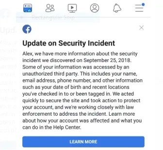How to Tell Your Facebook Account Was Hacked 1