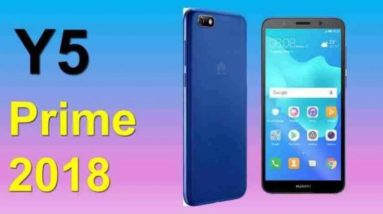 Huawei Y5 Prime 2018 special deals