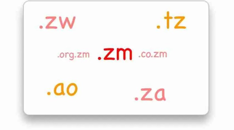 Country code top-level domains