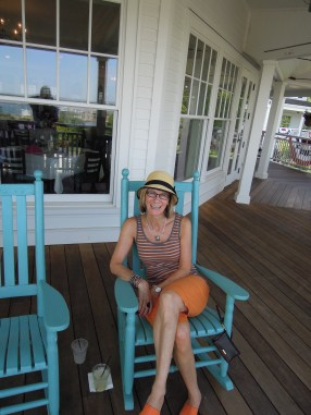 Relaxing on Martha's Vineyard one of my favorite places!
