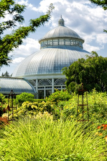 Enid Haupt Conservatory