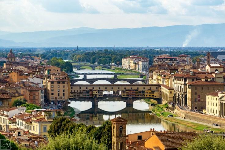 Ponte Vecchio from San Miniato HR-1-2