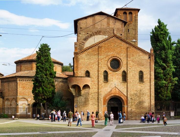 Bologna Basilica Di Santo Stefano-1