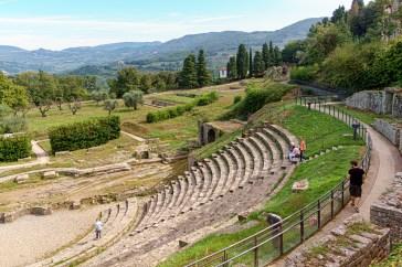 Fiesole ruins2-1