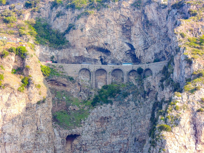 Amalfi Coast Road-1