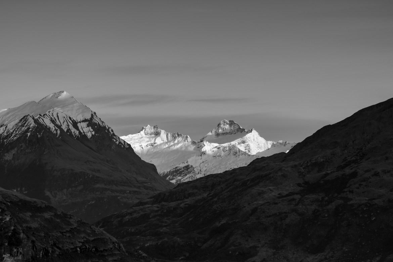 Mount Aspriring Dawn Bl and WH-2