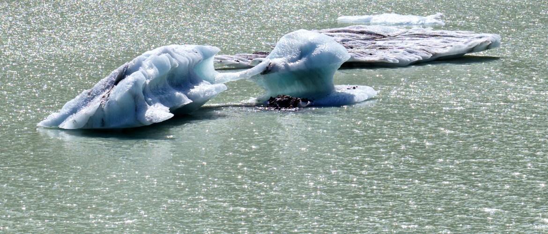 Mount Cook iceberg-1