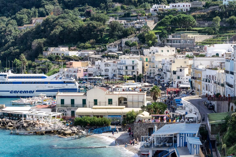 Capri main street-1