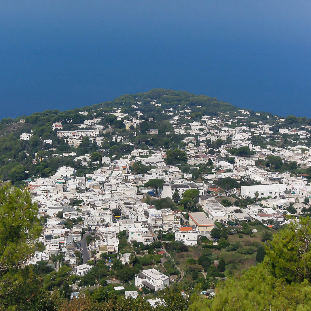 Chair overlooking Anacapri-1