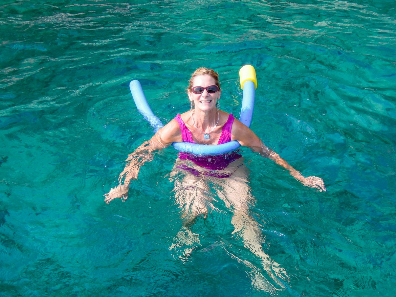 Capri swimming-1