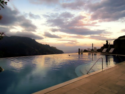 Belmond Hotel Caruso Infinity Pool