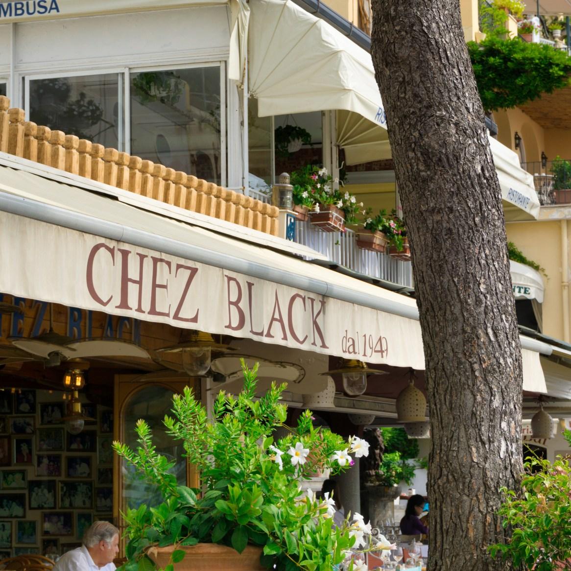 Chez Black Positano